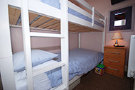 Bunk bed room - part of suite